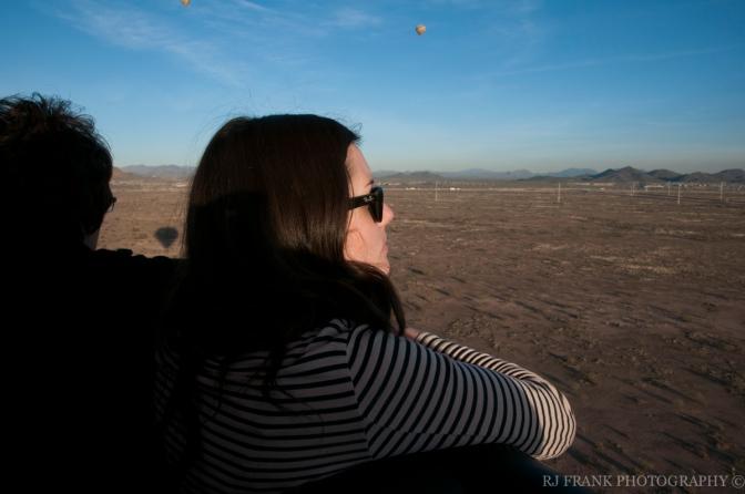 Hot Air Balloon Anniversary